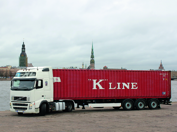 K Line Container Service Thailand Ltd Trucking Services
